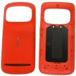 0259495 Cover batteria red per Nokia 808 PureView