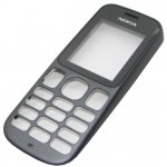 0259520 Cover anteriore Phantom Dark Gray per Nokia 100