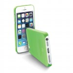 035IPHONE5G Cover trasparente ultrasottile verde