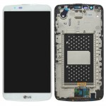 ACQ88868303 Cover Assembly White per LG Mobile LG-K420N K10