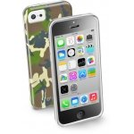 "ARMYCIPH5CG Custodia morbida in stile ""Militare"" per Apple iPhone 5c"
