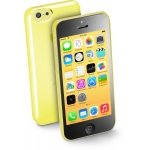 BOOSTIPH5CY Custodia rigida trasparente per Apple iPhone 5c