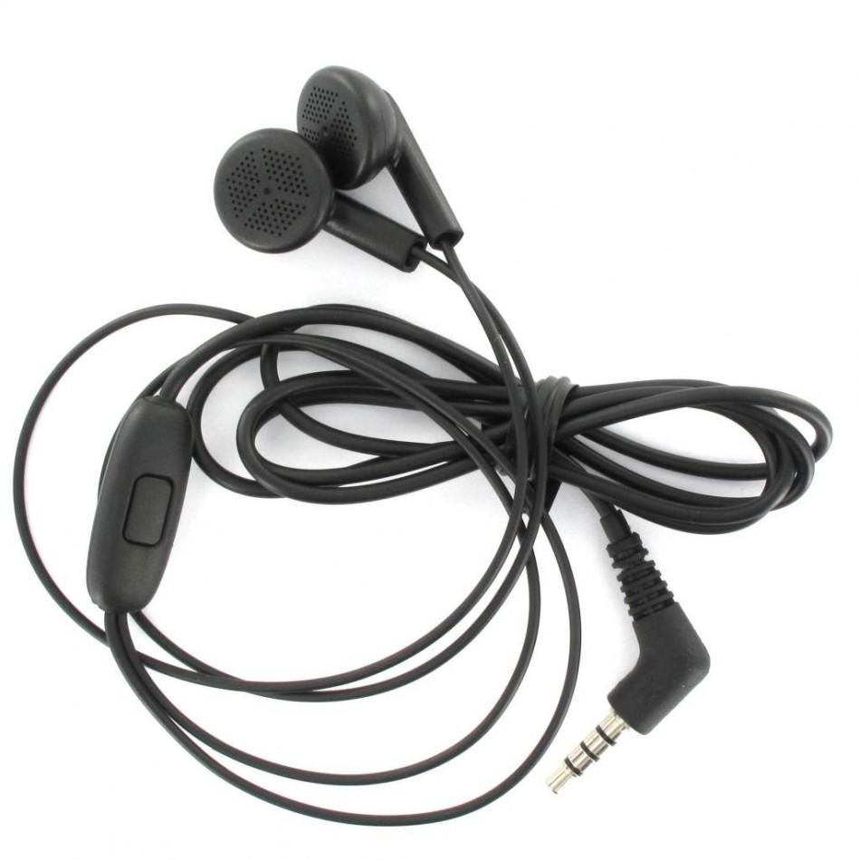 Lg Mobile Eab62808213 Auricolare Originale Stereo Per Optimus L1 Ii E410 Black