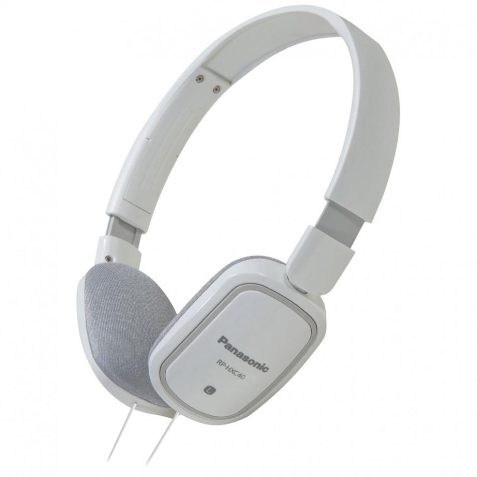 Panasonic rp hxc40e w cuffie telecomando e microfono for Panasonic cuffie